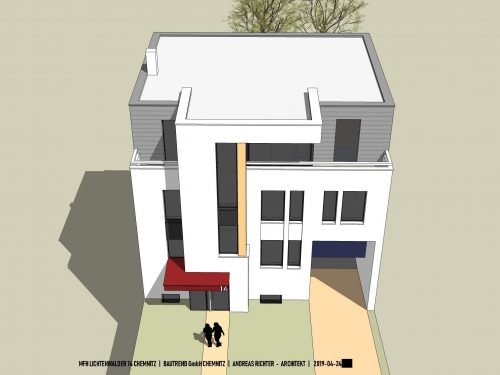 3 ETW in geplantem MFH - Modernes individuelles Wohnen mit Zukunft... Ladestation E-Autos